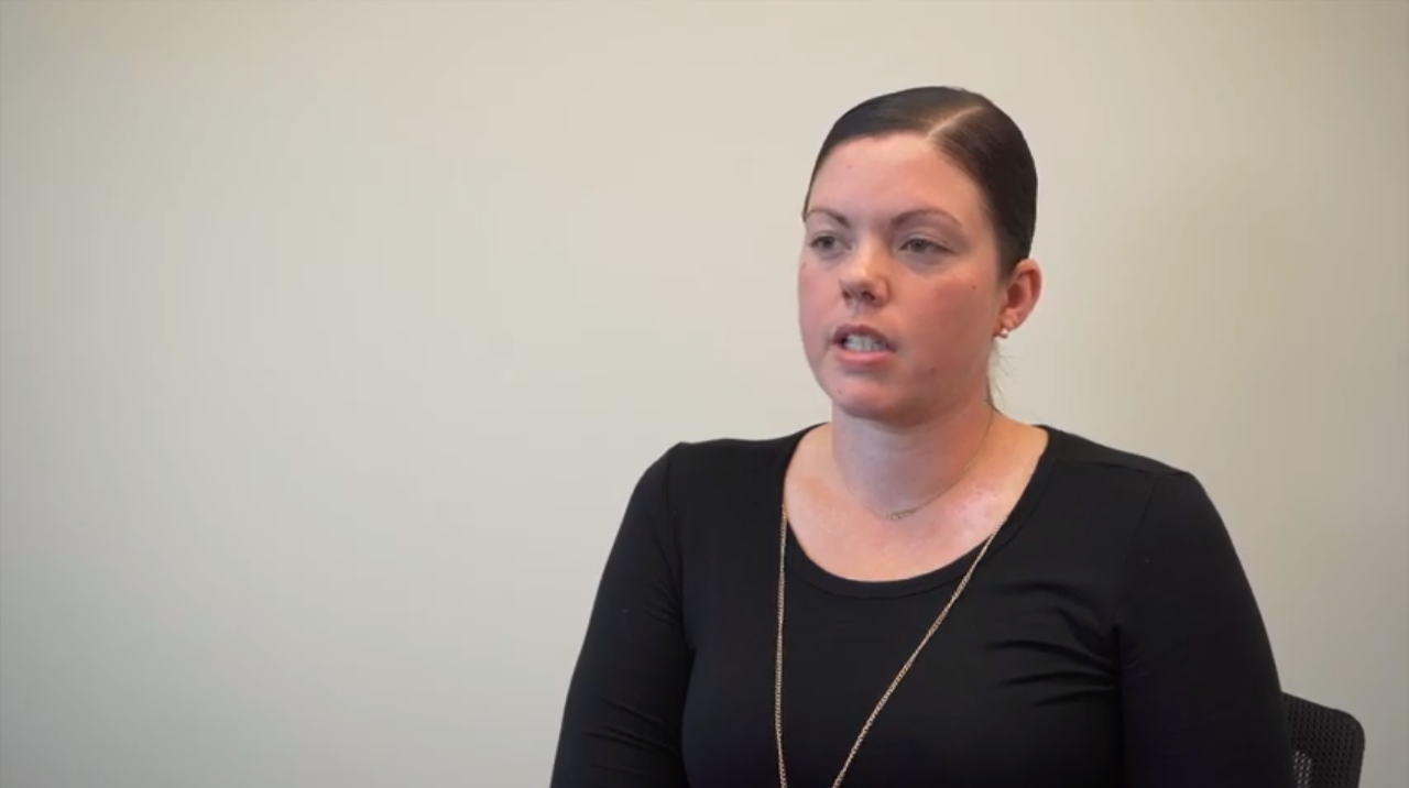 Caregiver Manager Alyssa Pearl